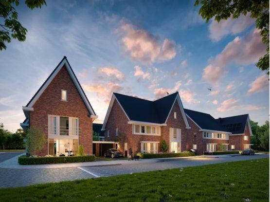 Berckelbosch 37 woningen plandeel 6B